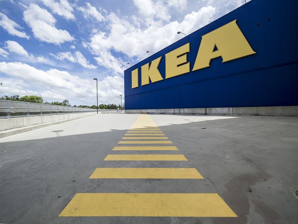 IKEA herinneringen vroeger