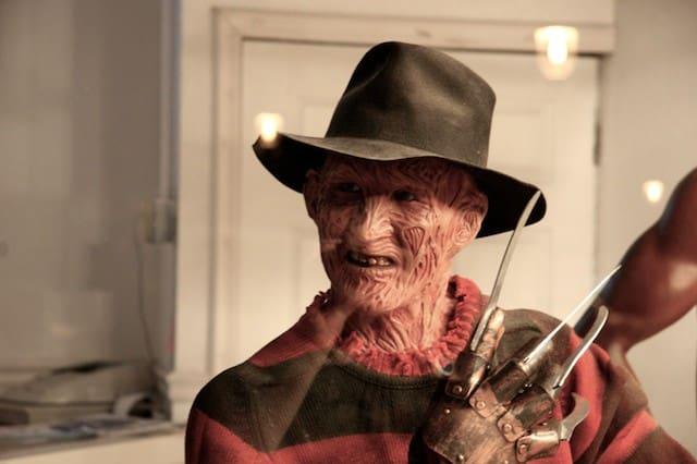 Nightmare on Elm Street horrorfilms vroeger