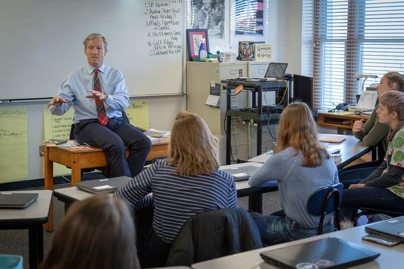 School leraren uitspraken klas