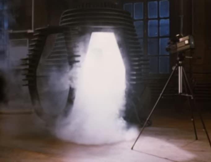 The Fly horrorfilms vroeger