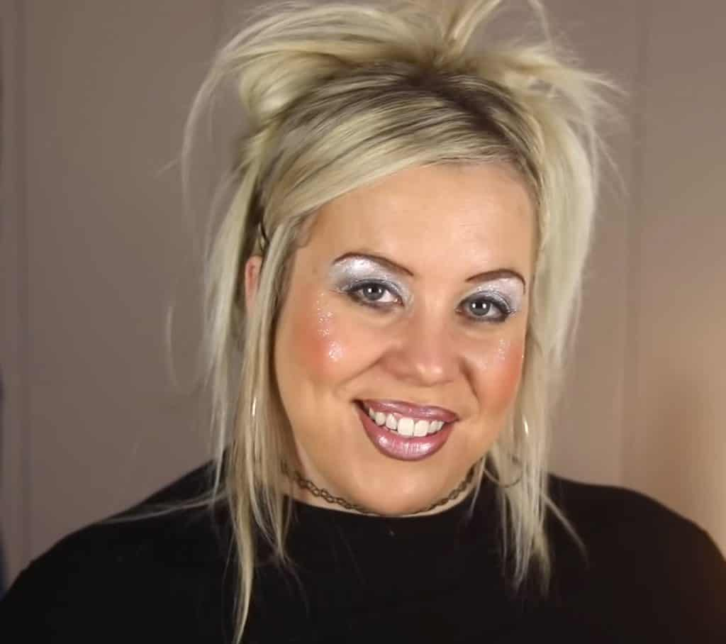 Jaren 90 makeup 90s