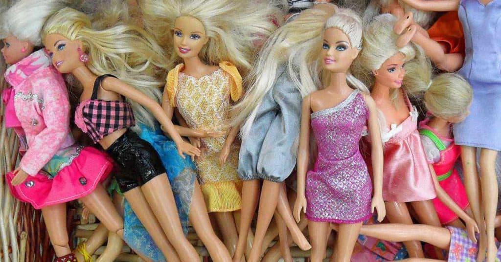 Barbie poppen speelgoed populair