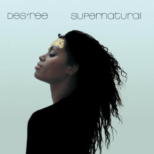 Des'ree supernatural zangeres