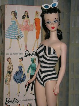 Mattel Barbie pop speelgoed