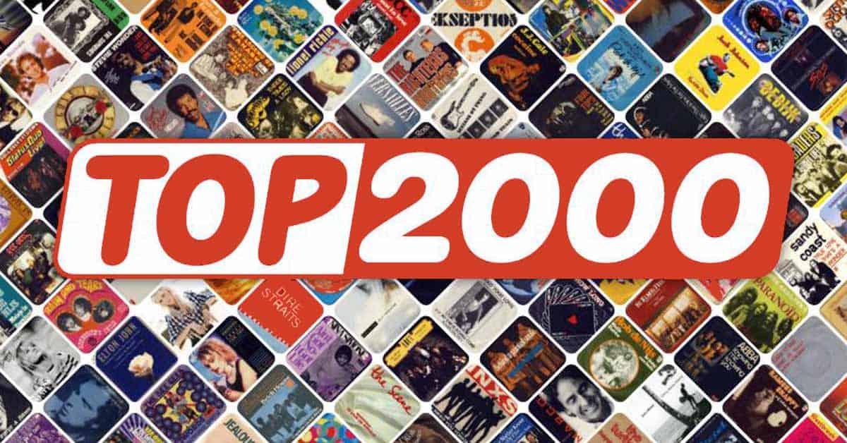 Top 2000 radio 2