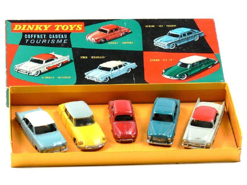 Dinkey Toys verzameling