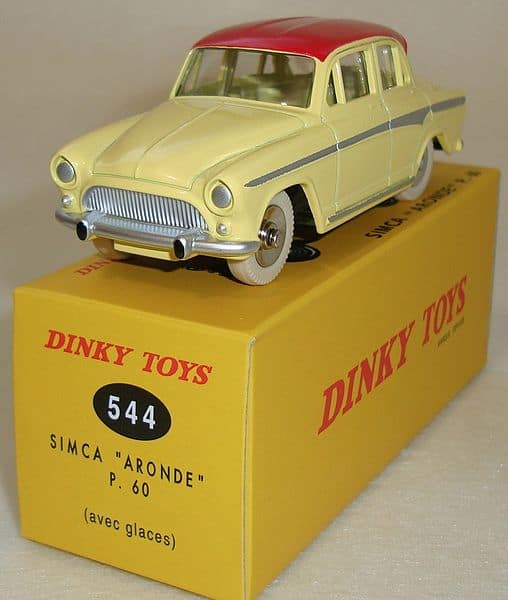 Dinky Torys auto speelgoed