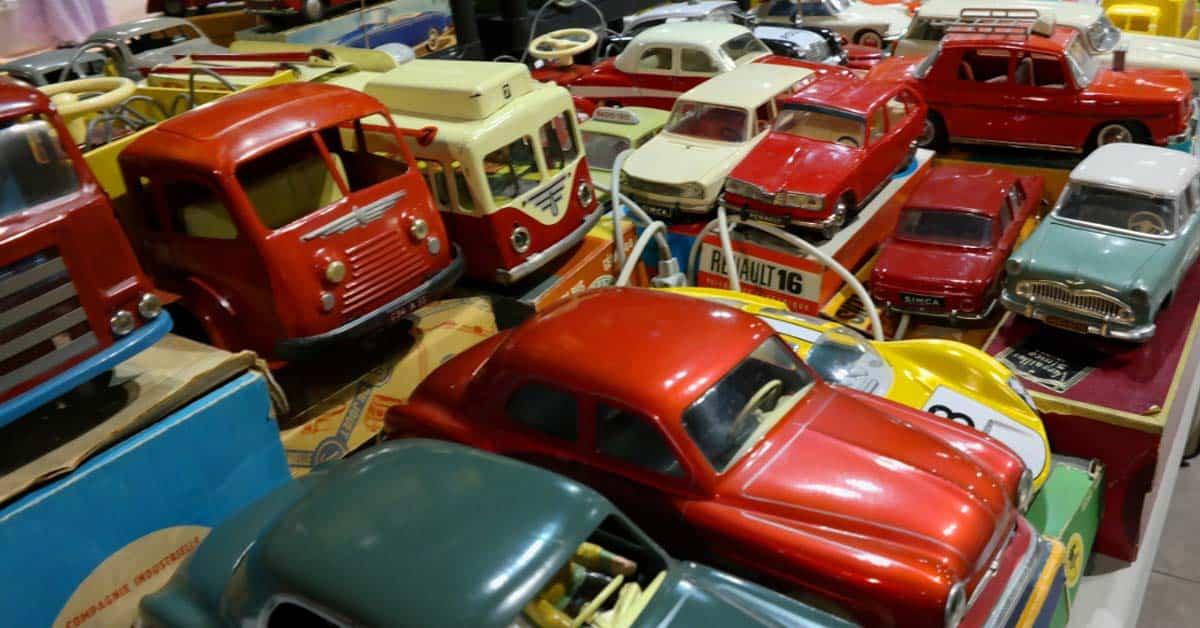 Dinky Toys speelgoed auto
