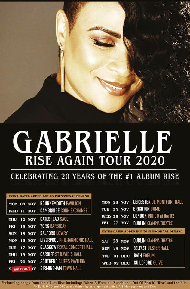 Gabrielle concert