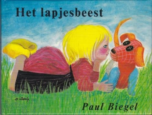 Het lapjesbeest Paul Biegel