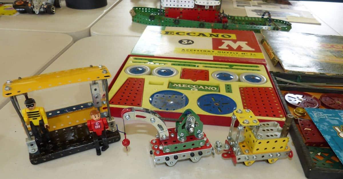 Meccano bouwset