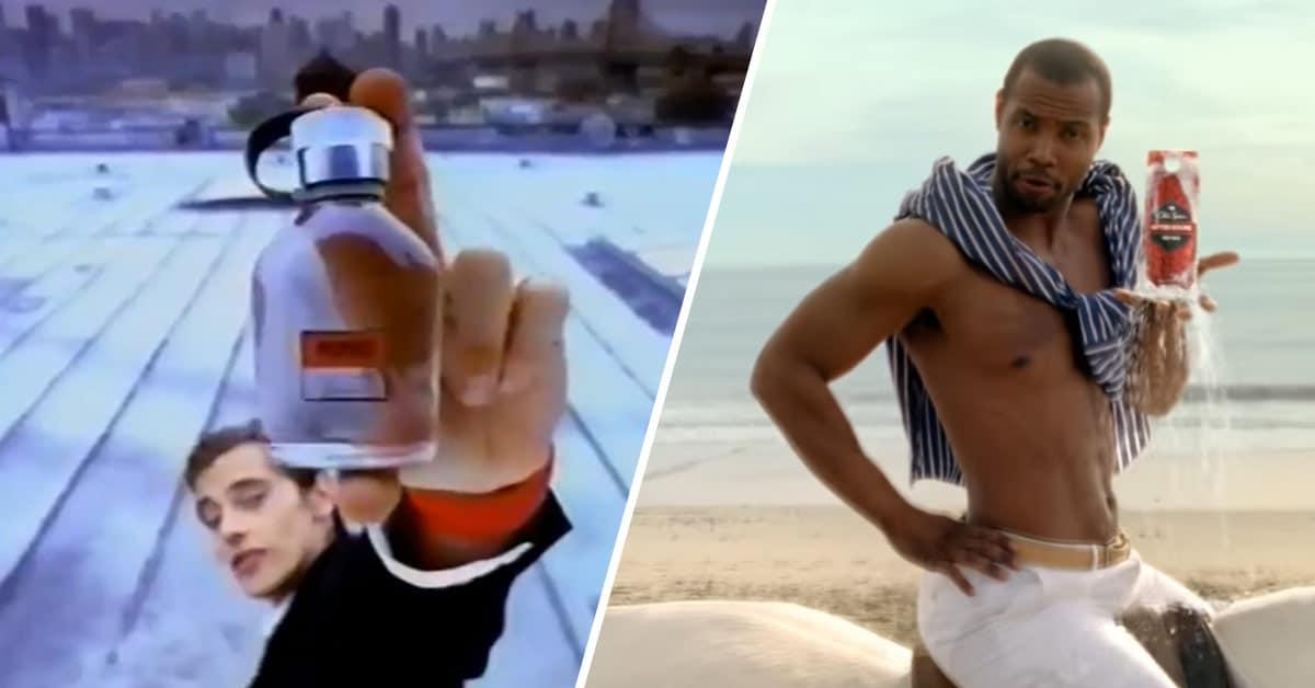 Parfum mannen vroeger