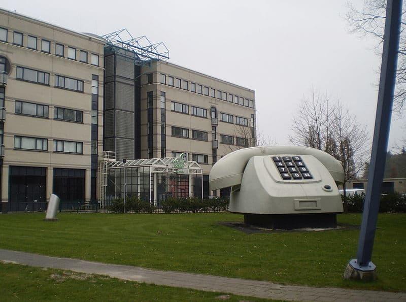 Even Apeldoorn Bellen kantoor Centraal Beheer