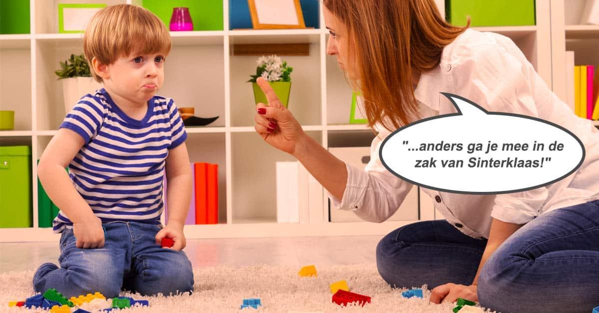Ouders uitspraken dreigementen