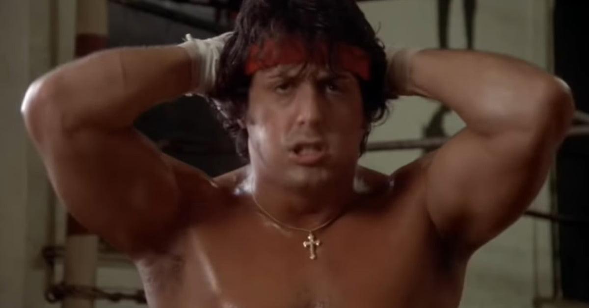 Rocky balboa film training