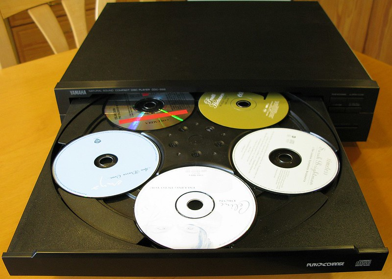 DVD speler multi