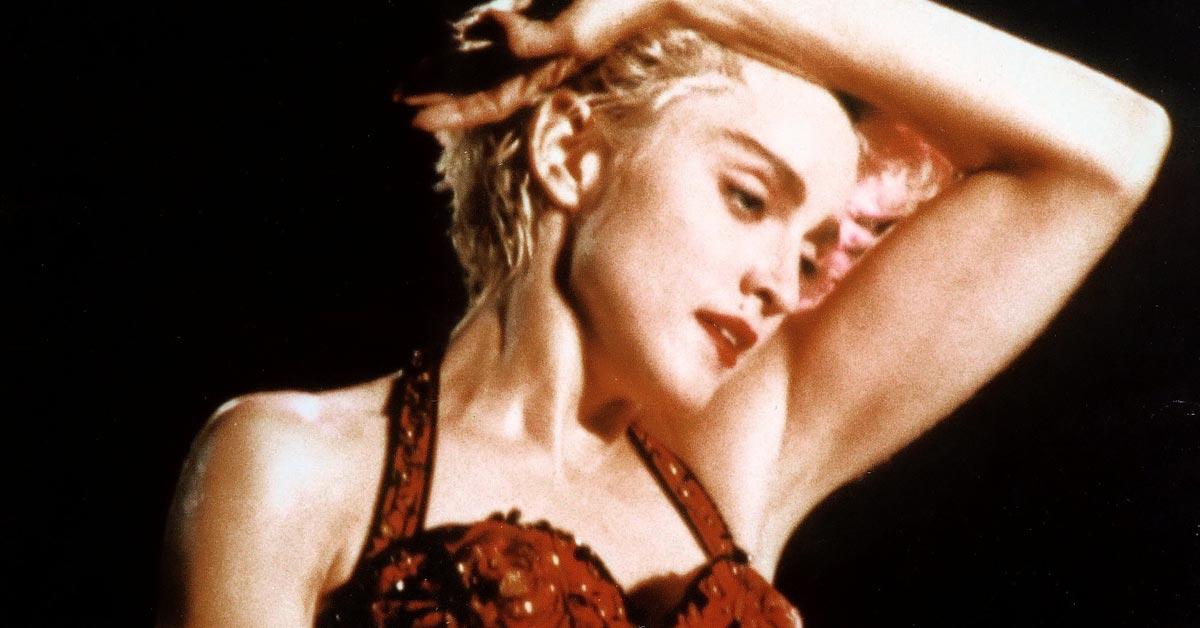 Madonna Rotterdam concert NL