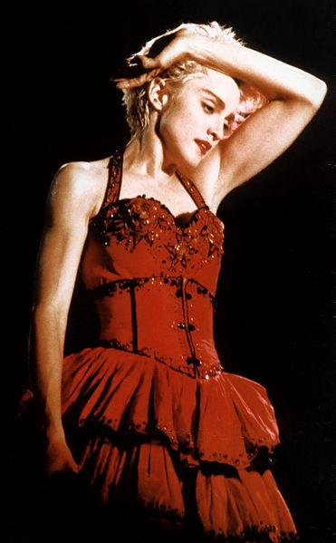 Madonna Rotterdam concert