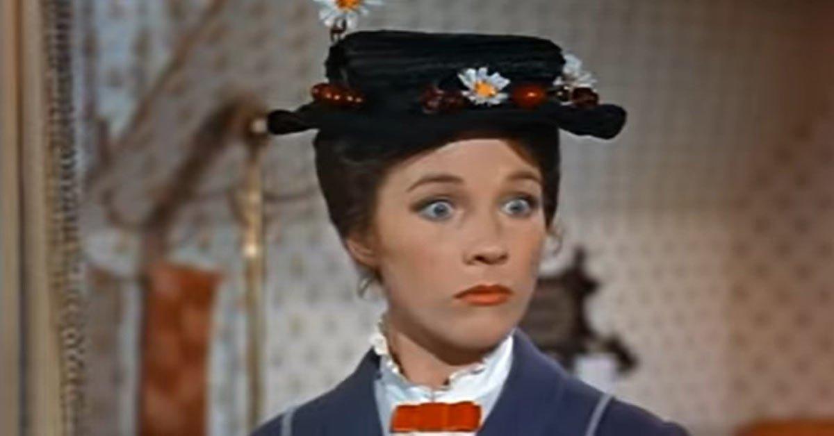 Mary Poppins musicals vroeger meezingen