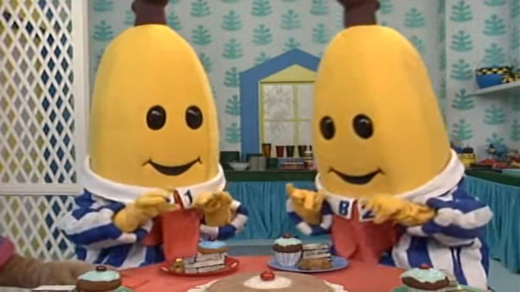 Bananen in pyjama's