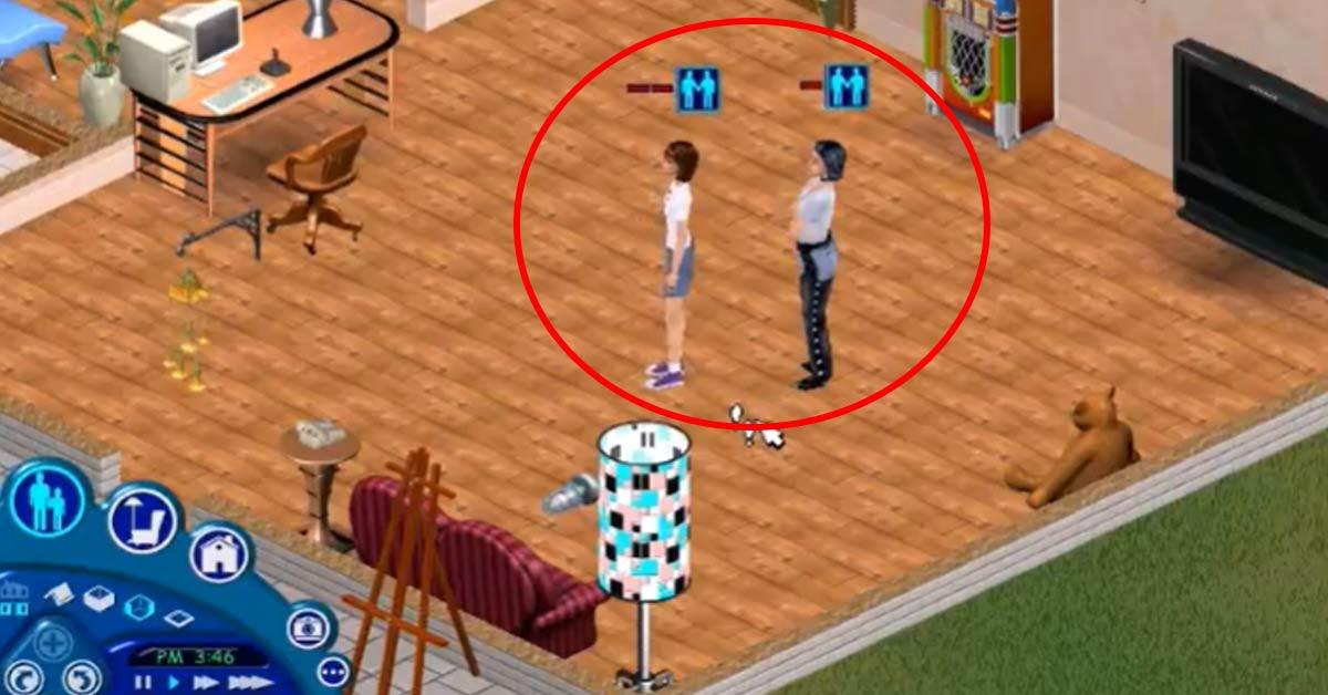 De Sims levenslessen