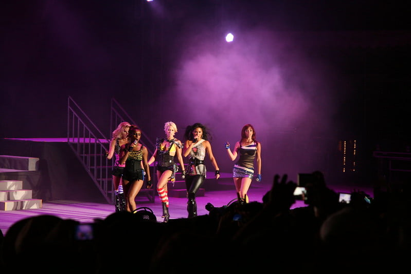 Pussycat Dolls band muziek meidengroep