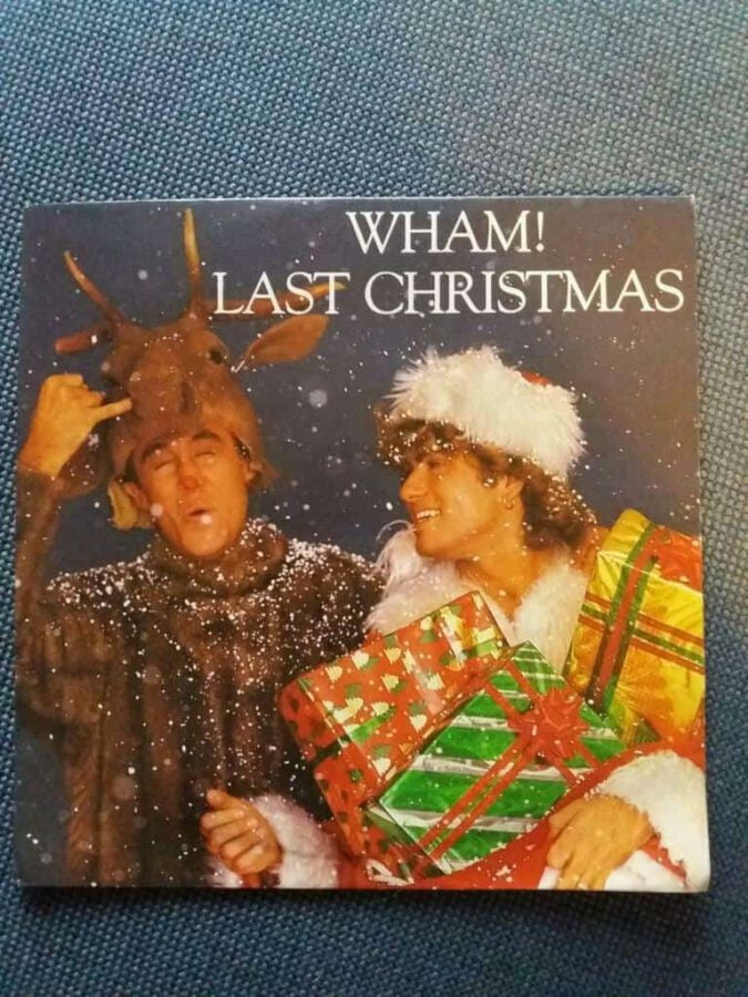 Last christmas Wham Kerst