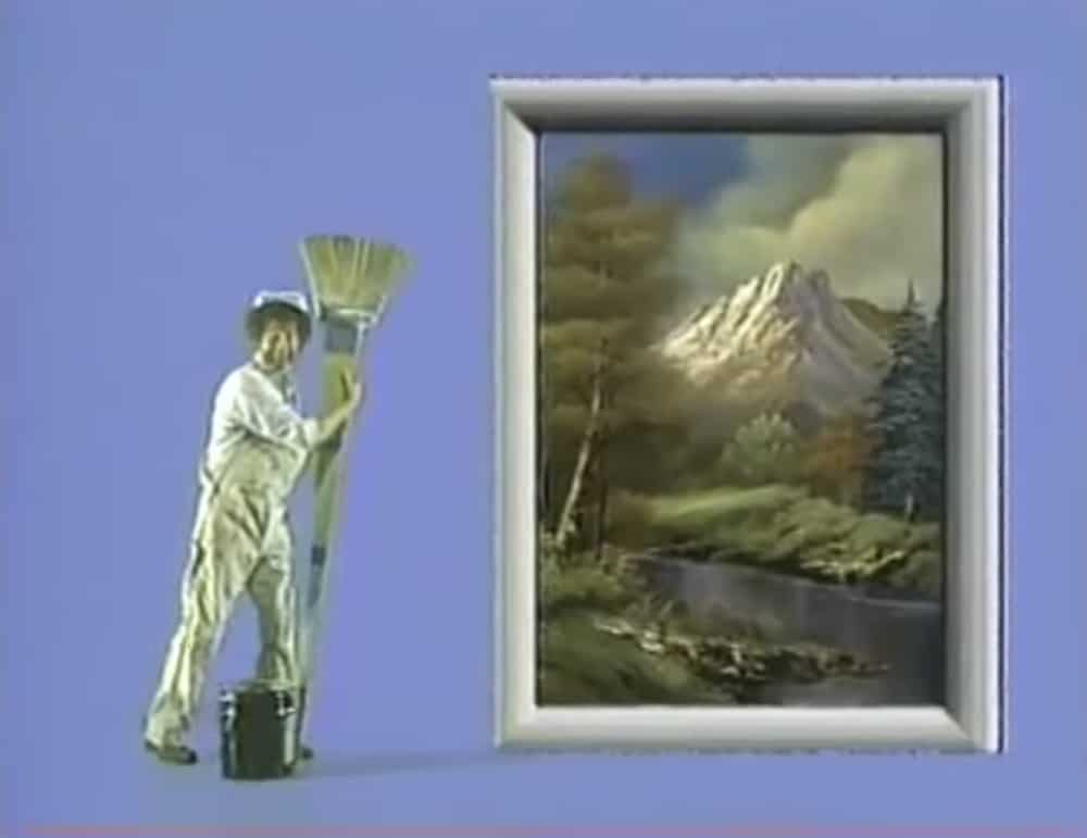 Intro Bob Ross Joy of Painting