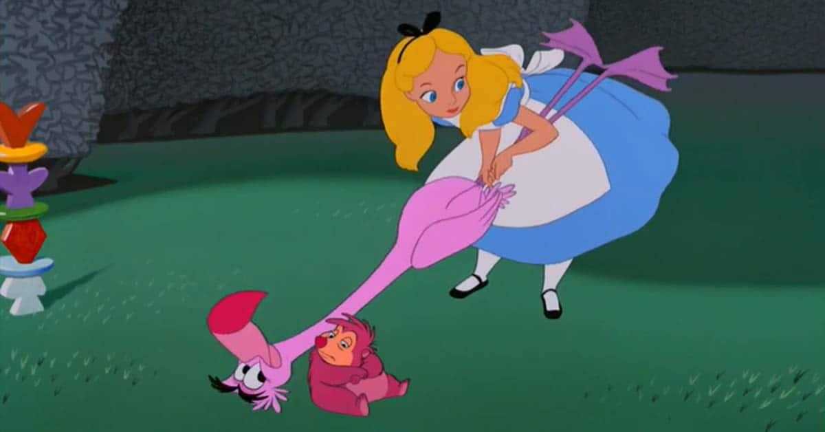 Alice in Wonderland feat