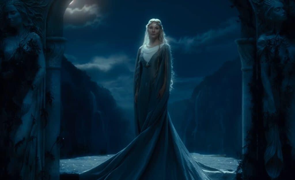 Galadriel Lord of the Rings minder bekende heldin
