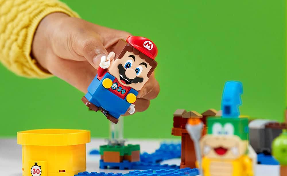 Lego Super Mario Lego Mario 2