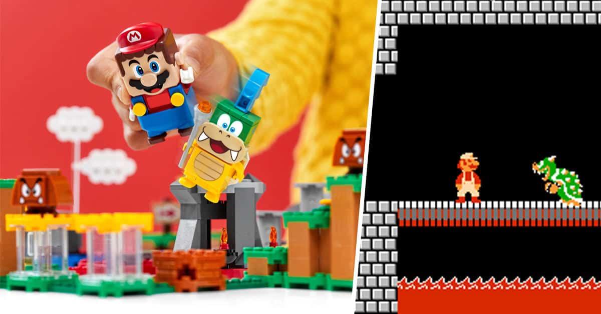 Lego Super Mario Lego Mario feat