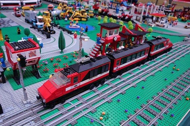 Lego Trein speelgoed