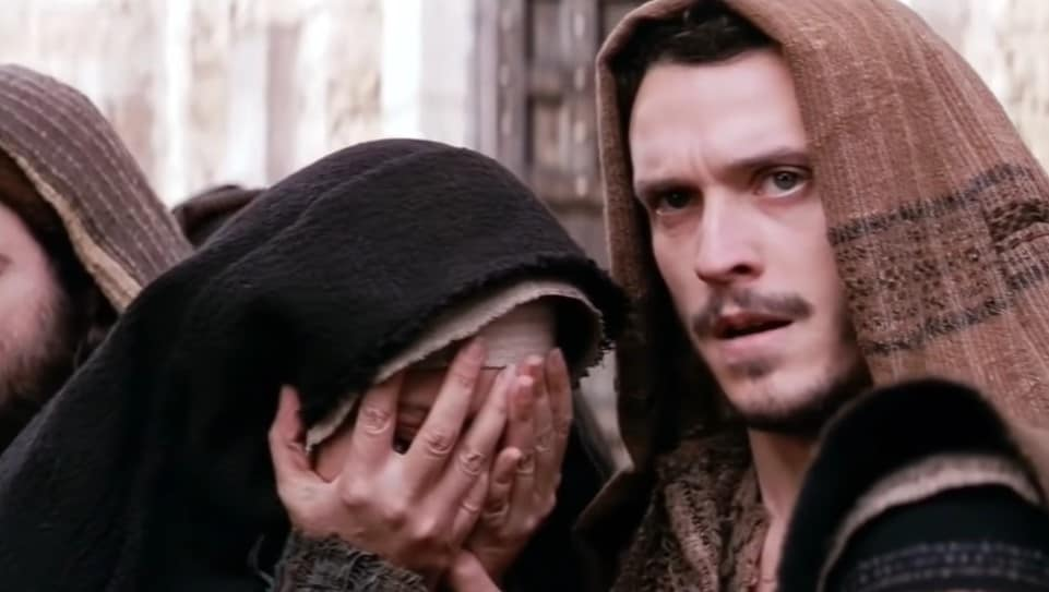 Passion of the Christ Maria