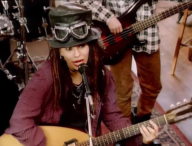 4 non blondes linda perry band