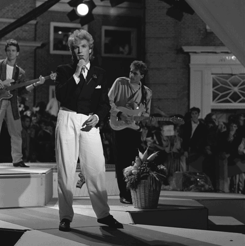 Frank Boeijen muziek Nederlandstalige hits Nederpop jaren 80