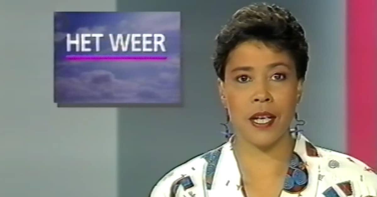 Noraly Beyer NOS nieuwslezeres vroeger hoet journaal