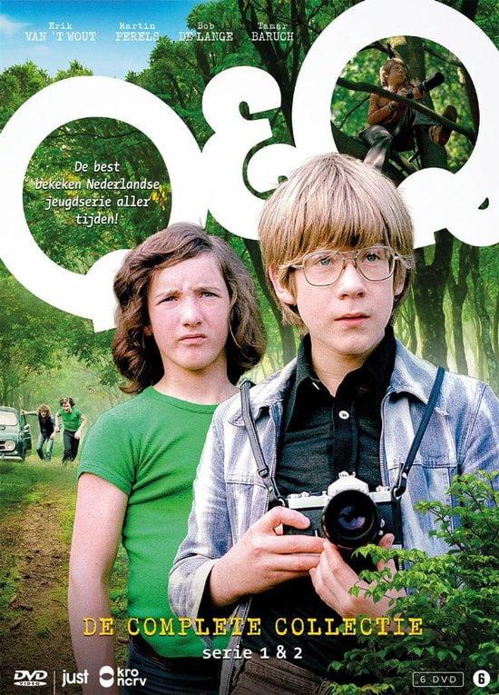 Q en Q Cover DVD