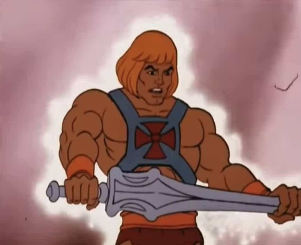 He-Man He-Man and the Masters of the Universe tekenfilm