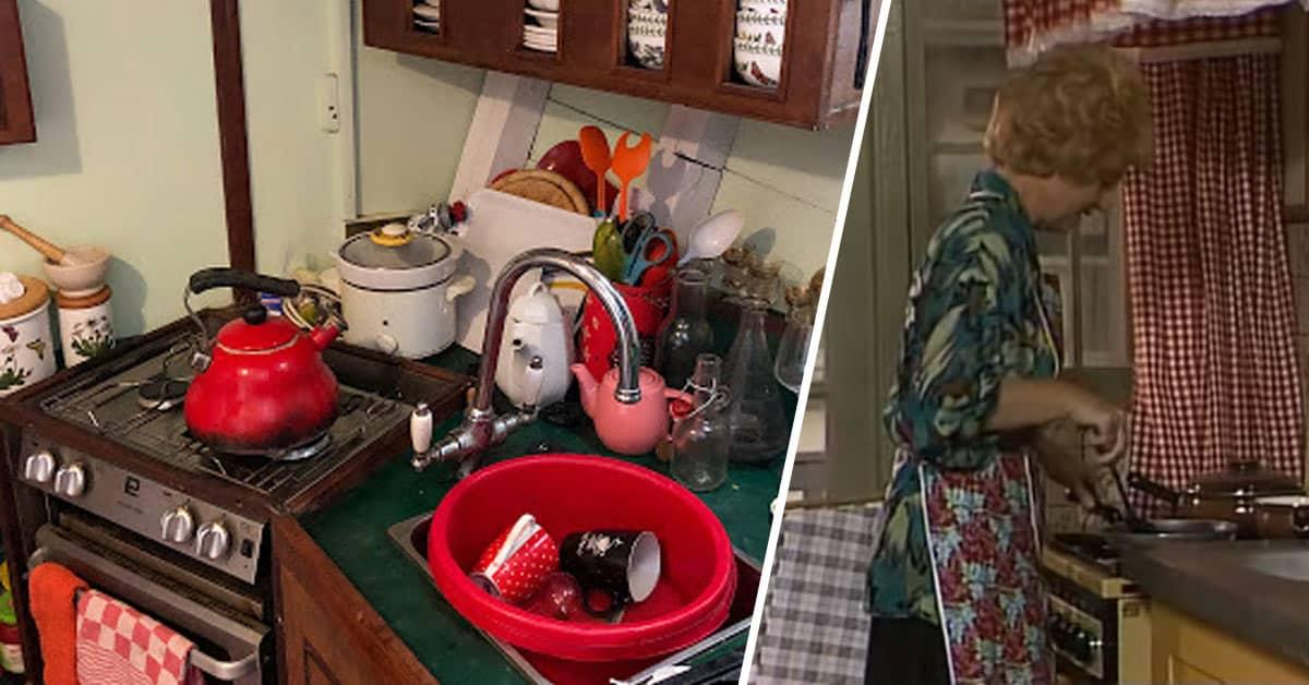 Keuken van toen jaren 60 70 80 vroeger