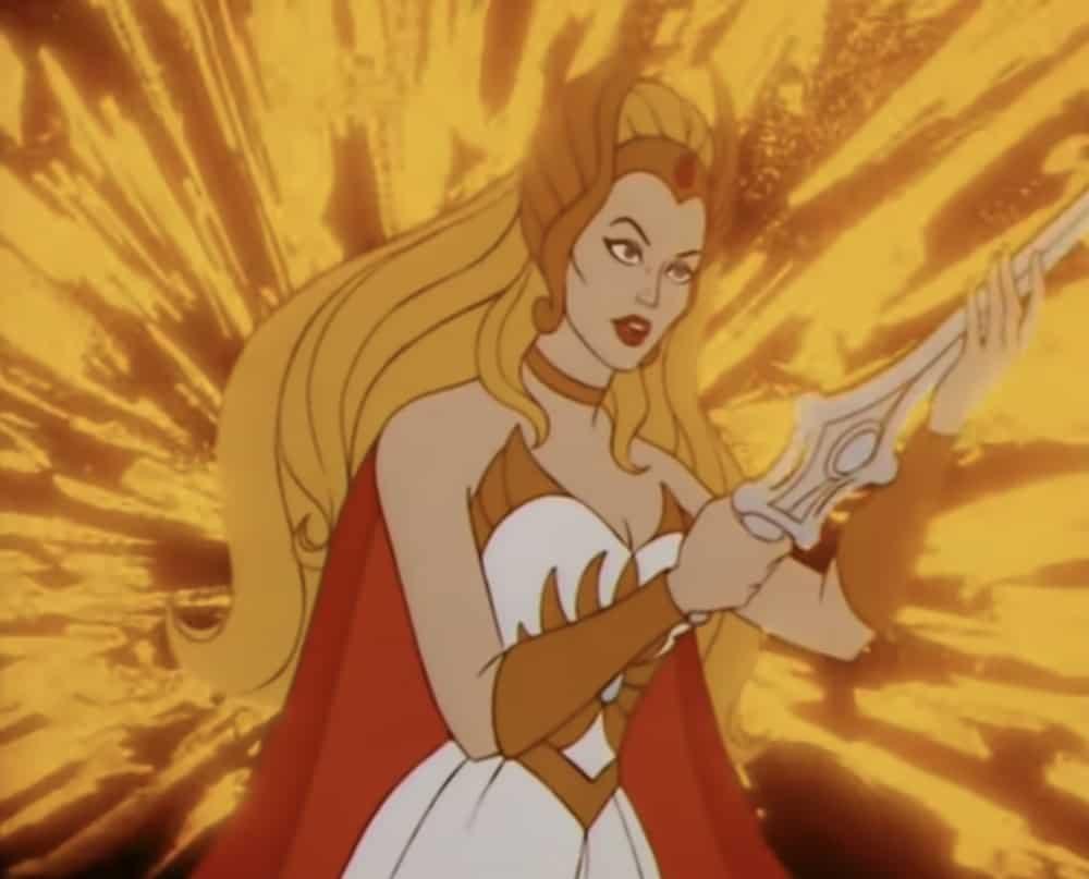 She-Ra Princess of Power Tekenfilm