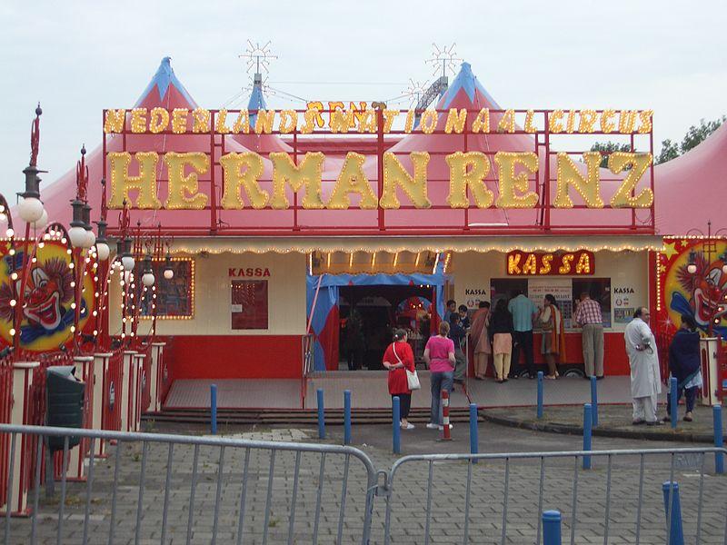 Circus Renz vroeger weetjes