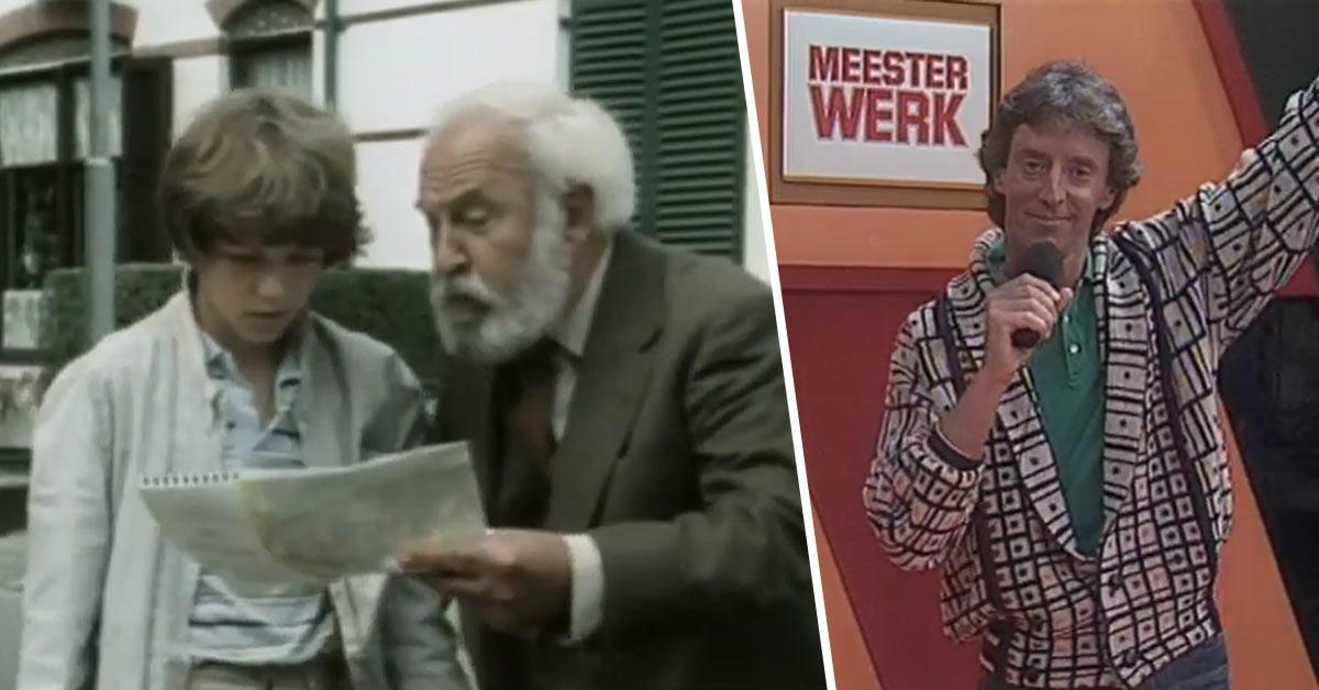 Kinderprogramma's uit de jaren 80