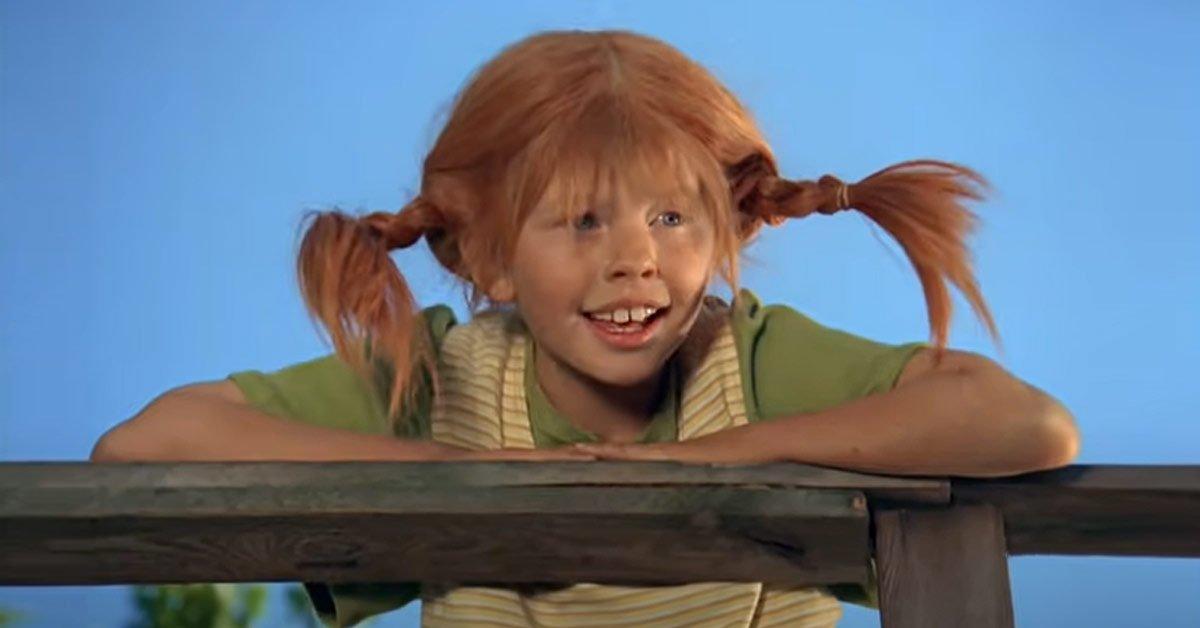 Pippi Langkous uitspraken