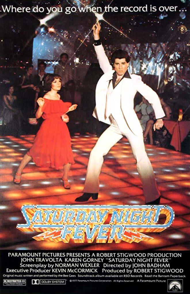 Saturday night fever film