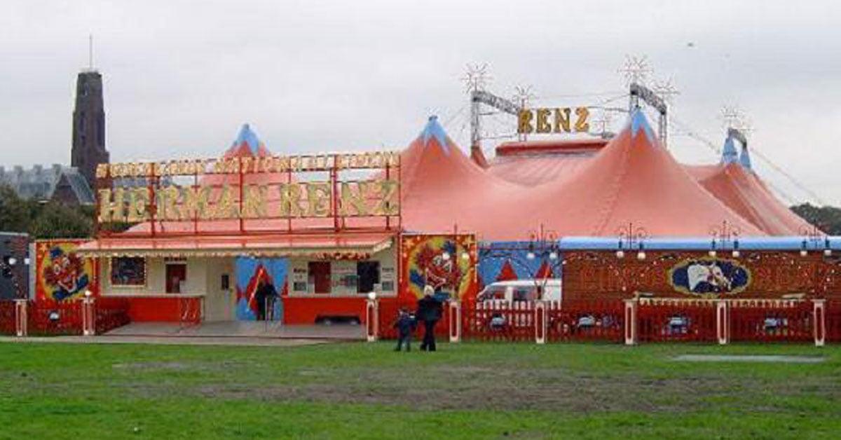 Tent_circus_Herman_Renz feat