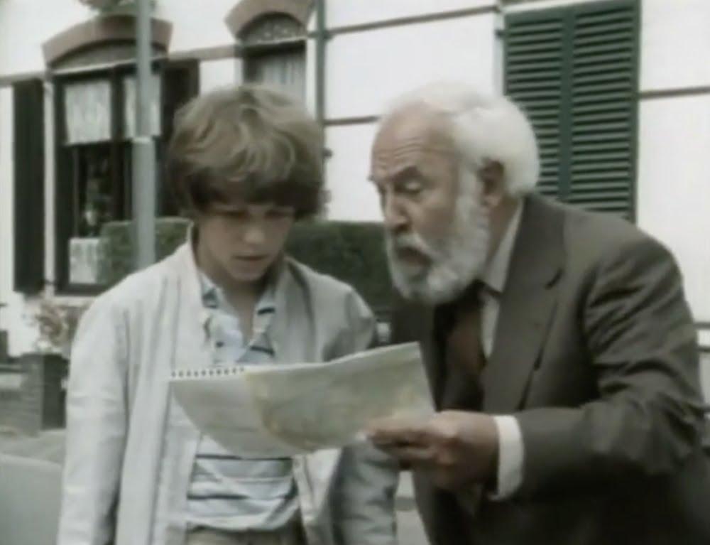 Thomas en Senior jeugdserie jaren 80 Kinderprogramma's uit de Jaren 80