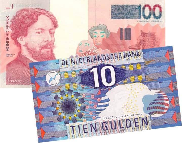 Gulden frank