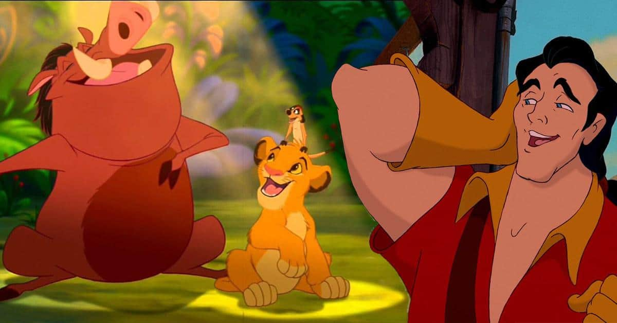 Disney liedjes songs films