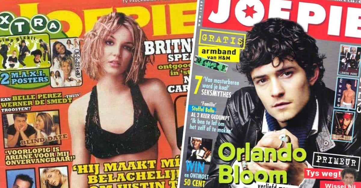 Joepe Magazine tijdschriften